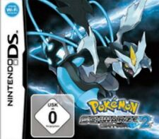 Nintendo DS 3DS Pokemon Schwarze Edition 2 Deutsch Neuwertig