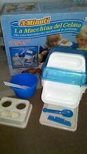 La macchina del gelato Gig cameo con scatolo