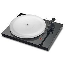 Pro-Ject Debut III Esprit Plattenspieler (Piano Schwarz) Ortofon 2M Red NEU+OVP!