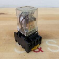Omron MK2EP-UA-AC24 Relay 8-Pin 10A 28VDC//120VAC AC24
