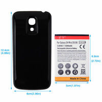 4300mAh Backup Battery with Back Shell Case For Samsung Galaxy S4 mini i9190
