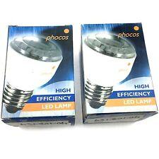 2 x Phocos SL 1208W LED Energiesparlampe 12V 0,75W = 18 Watt E27 Gleichspannung
