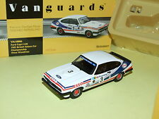 FORD CAPRI 3.0S 1982 ESSO British Championship VANGUARDS