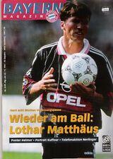 Bayern Magazin 8/49 , Bayern München - MSV Duisburg , 22.11.1997