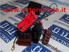 BOSE active with radio not OEM on ISO radio only VW Audi Seat and Skoda > 2004