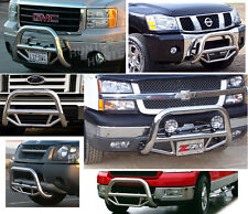 Super Bull Bar chrome Push guard - Stainless FIT Nissan Titan Armada 2004-2015