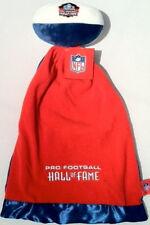 NFL Pro Football Hall of Fame Plush Football Snuggle Ball w/Blanket
