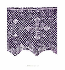 Bobbin Lace patterns Church Altar linen chalice veil CD