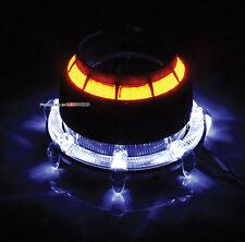 (Fits: Hyundai Veloster) Circle Eye Head Light 2 Way LED Module DIY Kit ADD-ON