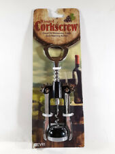 Evriholder Winged Corkscrew Bottle Opener Durable Quality Authentic Fast Ship