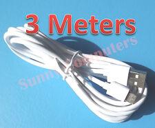 3M USB-C USB 3.1 Type-C M/M Charging Cable Cord For Google Nexus 5X 6P Nokia N1