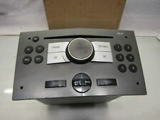 Vauxhall Astra H 04-09 5-door stereo head unit CD player CD30 13190856