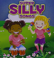 Sing & Play Super Silly Songs-Sing & Play / Super Silly Songs CD NEW