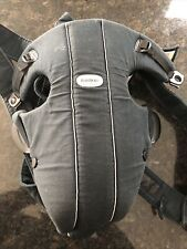 Babybjorn Baby Carrier Original Black Cotton 023056Us Offers Encouraged!