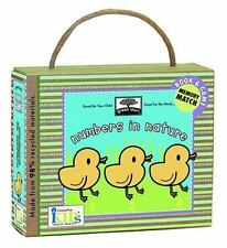 Green Start: Numbers in Nature (Book and Game) - Made With 98% Recycled Material