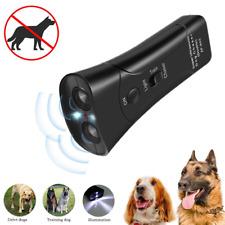 Ultrasonic Dog Repeller Control Anti Bark Stop Barking Away Handy Pet Trainer