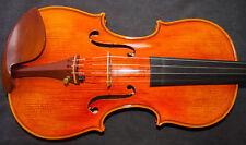 Exquisite Golden Strad 1715 model violin - Lustrous Varnish, Sumptuous Sound