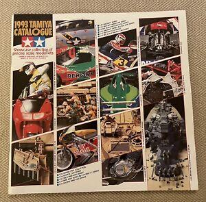 1993 Tamiya RC Catalogue
