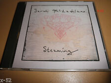 Sarah McLACHLAN single STEAMING 3 track CD live SOLSBURY HILL