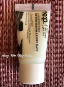 RE:P REAL ELEMENTAL PRACTICE All Night Moisture & Relief Mask Travel Size 0.5 oz