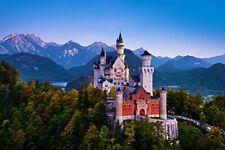 FKG Adult Jigsaw Puzzle Neuschwanstein Castle Bavaria Germany 500-Pieces