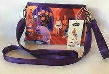 Disney Shag A Wretched Hive Star Wars Xbody Purse/Hip Pack Harveys Seatbelt Bag