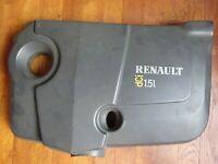 CACHE CAPOT PROTECTION SUR MOTEUR Renault Megane 1.5 Dci 2002 a 2008 8200404674