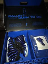 NIKE Foamposite Men's Size 7.5 Sharpie Offers Considered Message Me