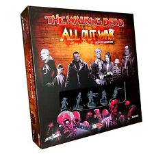The Walking Dead, All Out War - Gioco di Miniature, Nuovo, Edizione Italiana