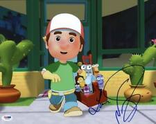 Wilmer Valderrama Handy Manny Signed Authentic 11X14 Photo PSA/DNA #I61221