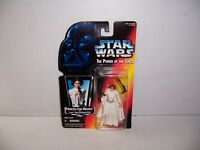 1995 Kenner Star Wars The Power of the Force TPOTF Princess Leia Organa Figure