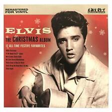 Elvis The Christmas Album VINYL NEW