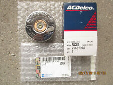 CHEVY GM 25661994 ACDELCO RC-81 RADIATOR ENGINE COOLANT FLUID TANK CAP OEM NEW