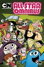 Cartoon Network All-Star Omnibus by Various (2015, Paperback)