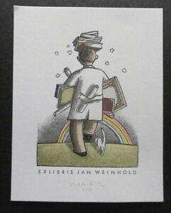 Egbert Herfurth Exlibris