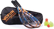 VICFUN Speed Badminton Set Junior   Federballset