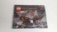 LEGO!!! Istruzioni solo!!! PER 71042 Pirati dei Caraibi SILENT Mary