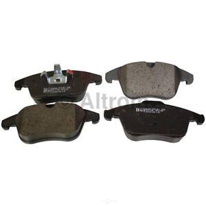 Disc Brake Pad Set-DOHC, 24 Valves Front NAPA/ALTROM IMPORTS-ATM 241232001