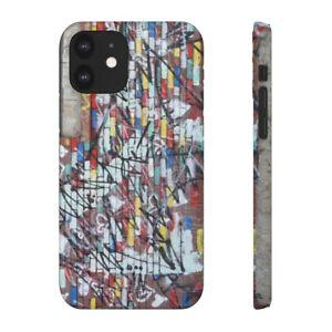 Brick Pride- iphone Samsung phone Case graffiti street LA pop art