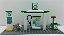 LEGO Custom BP Gas Service Station. ATM & More Ready To Play NEW