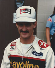 DAVEY ALLISON 8 X 10 PHOTO WITH ULTRA PRO TOPLOADER
