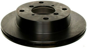 Disc Brake Rotor-Non-Coated Front ACDelco 18A414A