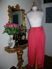 Womens TOPSHOP Boho Genie Baggy Loose High Waist Summer Harem Trousers Pants