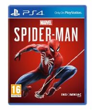 Spider-Man Sony PlayStation 4 PAL Video Games