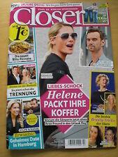 Closer Helene Fischer Vanessa Paradis Michelle Hunziker Lena Meyer-Landrut Meis