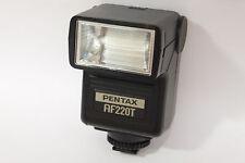 Pentax original AF-220T Blitz / Blitzgerät  B-Ware für analoge Pentax Modelle