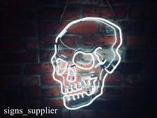 "New Style Skull Skeleton Acrylic Neon Light Sign 17"""