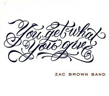 Zac Brown, Zac Brown - You Get What You Give [New CD]