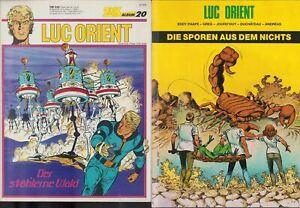 9 x Luc Orient
