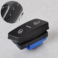 OEM Driver Side Central Locking Switch Button For VW Golf Jetta Mk5 1K0962125B